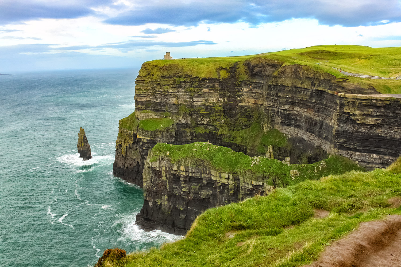 アイルランド・モハーの断崖