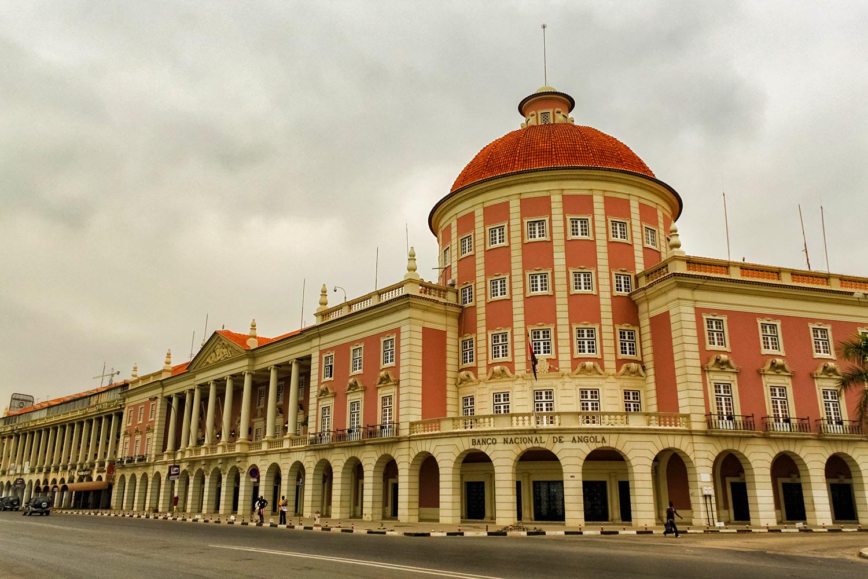 旧サ・ダ・バンデイラ、ルバンゴの中心部