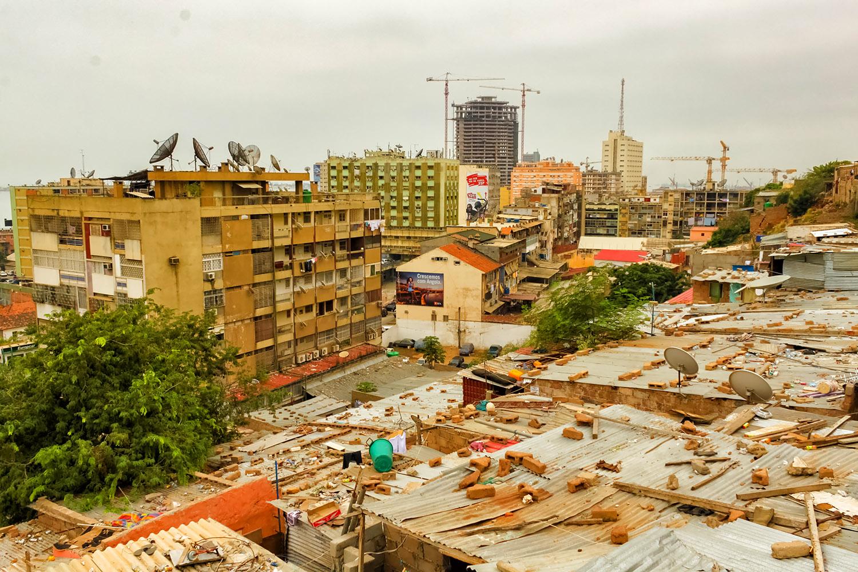 標高1700メートルの街、ルバンゴ