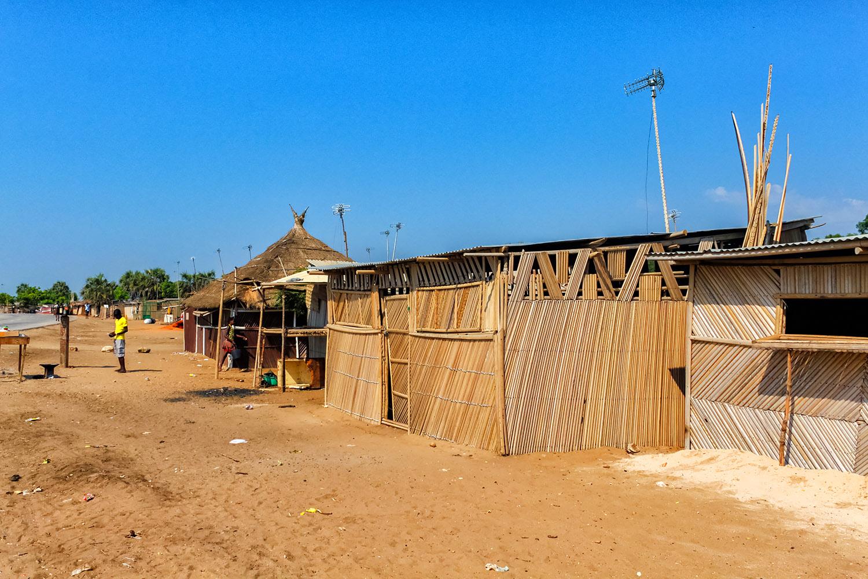 アフリカ大陸・アンゴラ、ンゼド