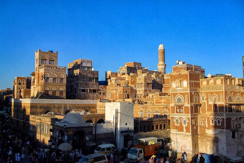 サナア旧市街