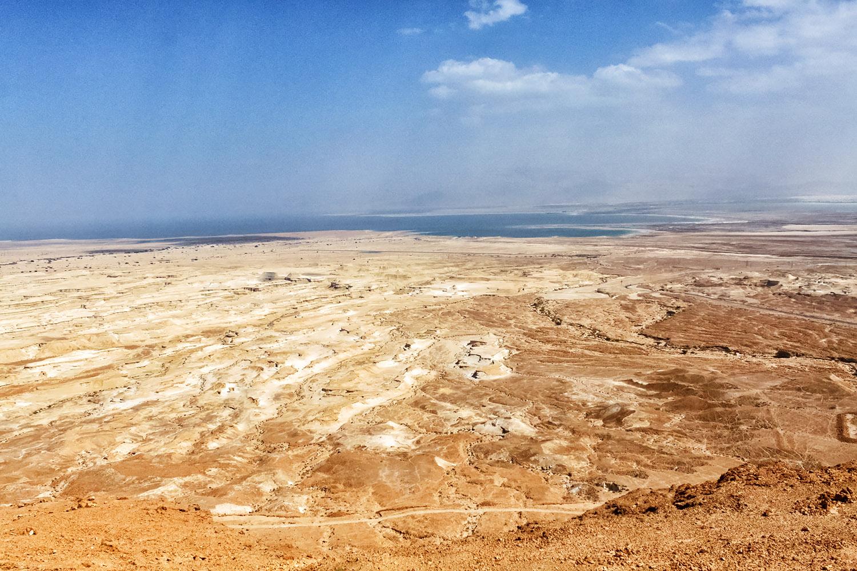 世界遺産マサダ要塞