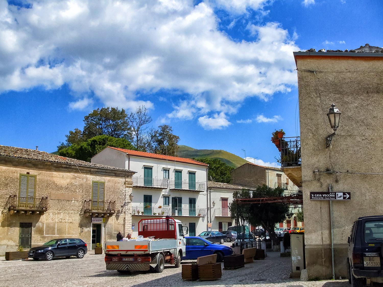 地中海の観光スポット、シチリアの街並み