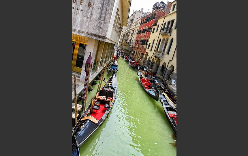 ベニスの運河