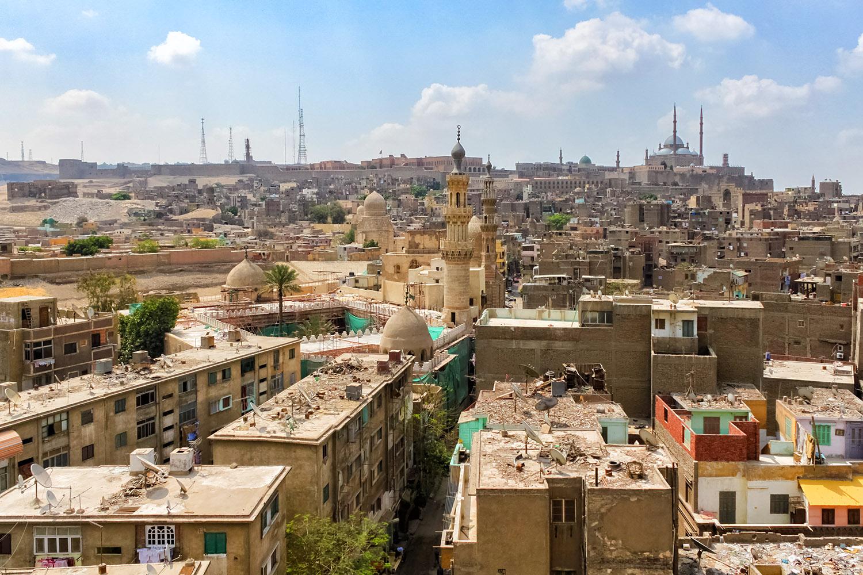 エジプト旧市街