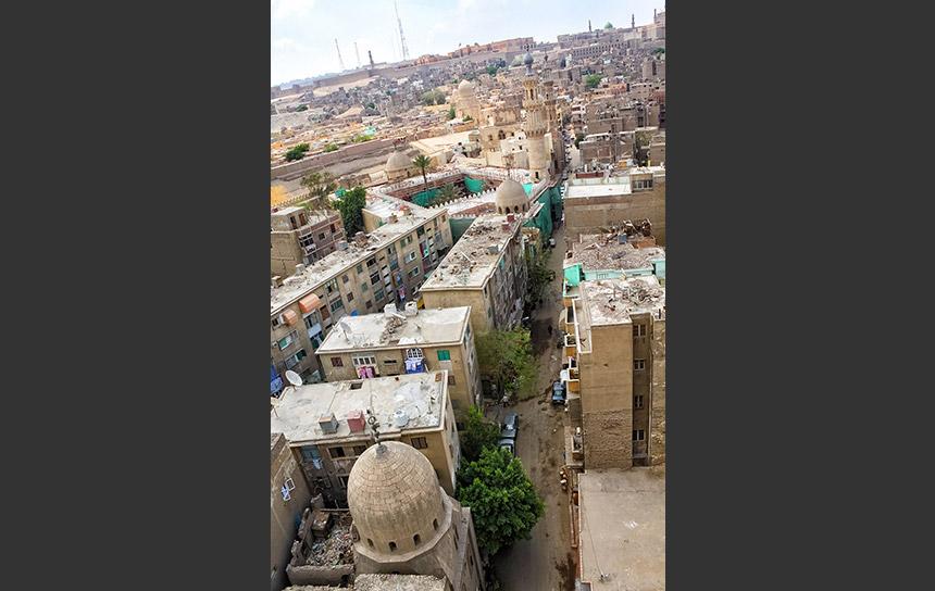 世界遺産カイロの歴史地区