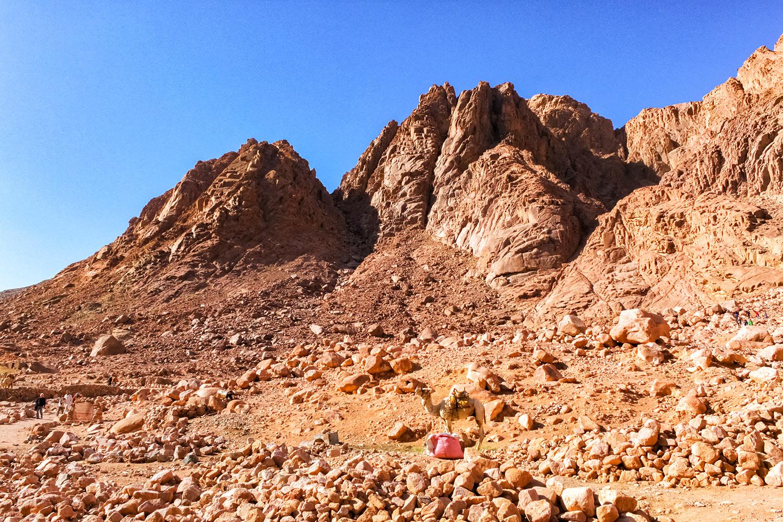世界遺産シナイ山