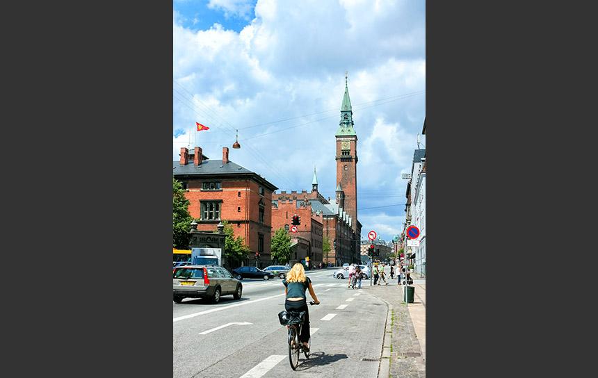 歴史と伝統の街、コペンハーゲン