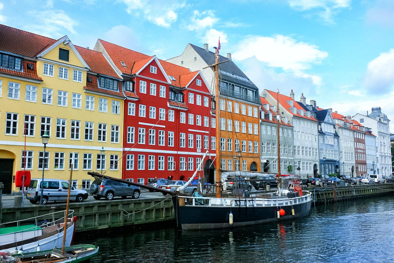 海峡と運河の首都コペンハーゲン