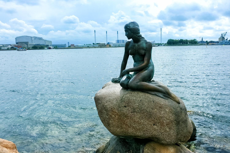 デンマーク人魚姫