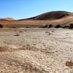 ナミビアの大地、世界遺産ナミブ砂漠