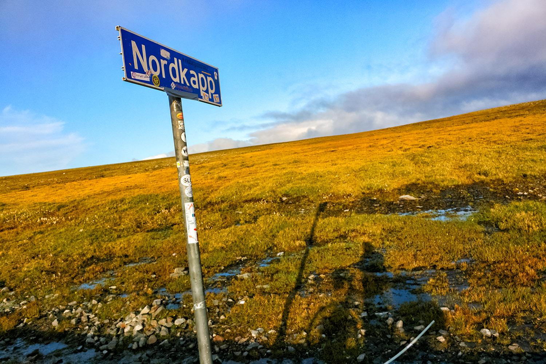 荒野を自転車で西欧北端の地ノールカップへ向かってみる
