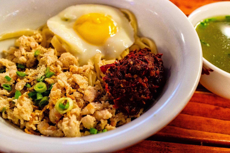 どうやって食べるのか不明だったマレーシアの和え麺・チリパンミー