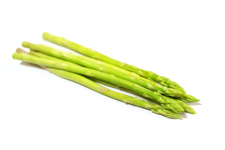緑色が鮮やかなグリーンアスパラガス