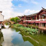 上海観光、地下鉄の乗り方と気軽に行ける水郷・七宝老街