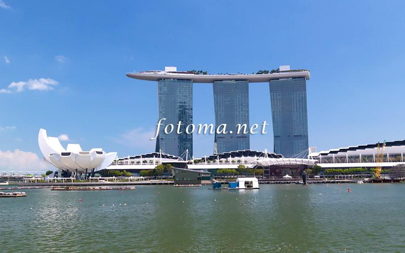 シンガポールの天気予報が、ずっと雨&雷雨。実際は?