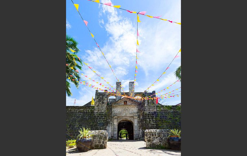 サン・ペドロの砦