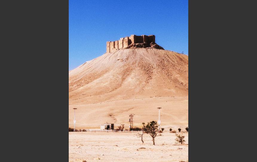 アラブ城砦