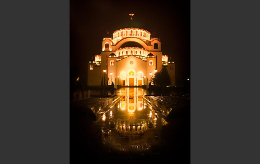 聖サワ大聖堂